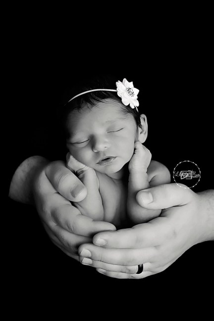 FB WEB ONLY Harper Rose Newborn 03-07-2018 157 B&W FB WEB